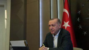 Cumhurbaşkanı Erdoğan, maske ve kolonya dağıtımı yapılan 65 yaş ve üstü vatandaşlara hitaben mektup kaleme aldı