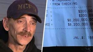 Devletin yatırdığı bin 700 doları beklerken hesabında 8.2 milyon dolar buldu
