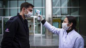 İnfaz koruma memurlarının, Koronavirüs önlemleri altındaki yoğun mesaisi devam ediyor