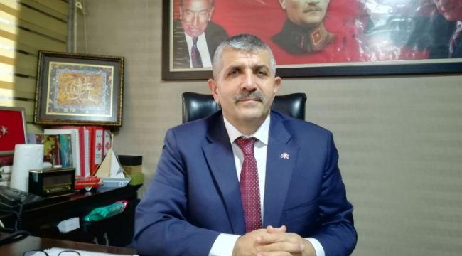MHP İzmir Türkeş'i Anıyor