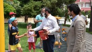 """AK Parti Menderes İlçe Başkanı Süleyman Artcı; """"Sarılamadık ama yüreklerimiz bayramlaştı! """""""