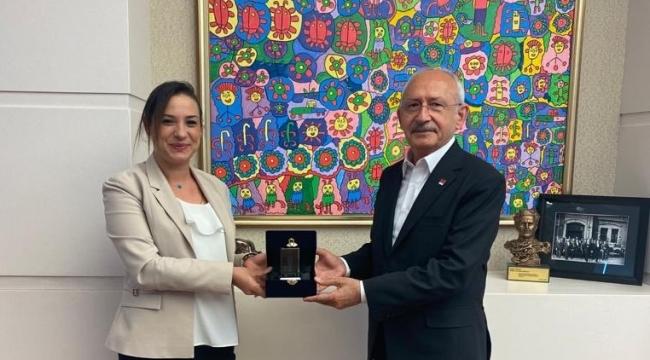 Başkan Sengel'den CHP Lideri Kılıçdaroğlu'na Ziyeret