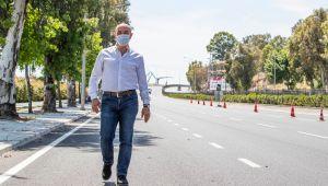 Başkan Soyer asfalt rekoru sözünü tutuyor