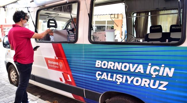 Bornova'da vergi ödeme kolaylığı