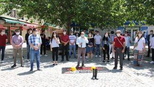 CHP'li Gençler Soma Faciasını Unutmadı