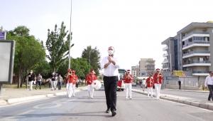 Çiğli Belediyesi 19 Mayıs Coşkusunu Göklere Taşıdı