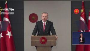 Cumhurbaşkanı Erdoğan: Bu hafta sokağa çıkma kısıtlaması 4 gün