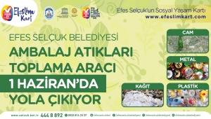 Efeslim Kart 1 Hazirandan İtibaren Çevrecilerin Kapısını Çalacak