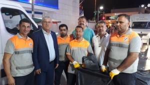 Gaziemir'deki temizlik işçilerine 'ceza' Meclis gündeminde