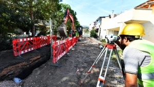 İzmir'de altyapı çalışmaları bayram sonrası yeniden başlayacak