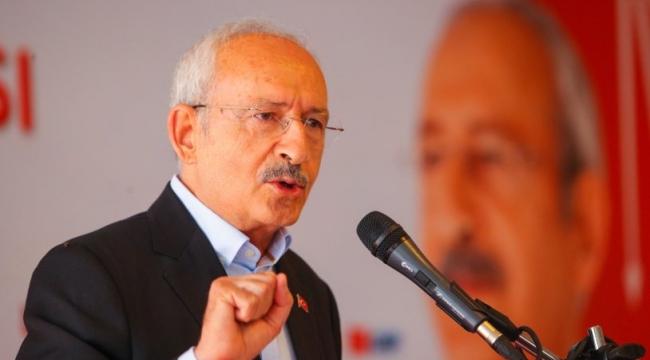 Kılıçdaroğlu: Darbe hukukunu güçlendirenlerin 'biz darbelere karşıyız' demeleri tam bir aldatmacadır