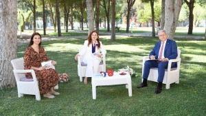 """Prof. Dr. Budak, """"Ege Üniversitesi, Türkiye'de en iyi uzaktan eğitim- öğretim yapan üniversitelerin başında geliyor"""""""