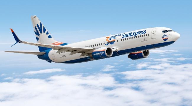 SunExpress, 1 Haziran'da iç hat uçuşlarına başlıyor
