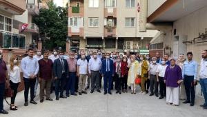Ak Parti Buca Yönetim Kurulu İlk Toplantısını Yaptı