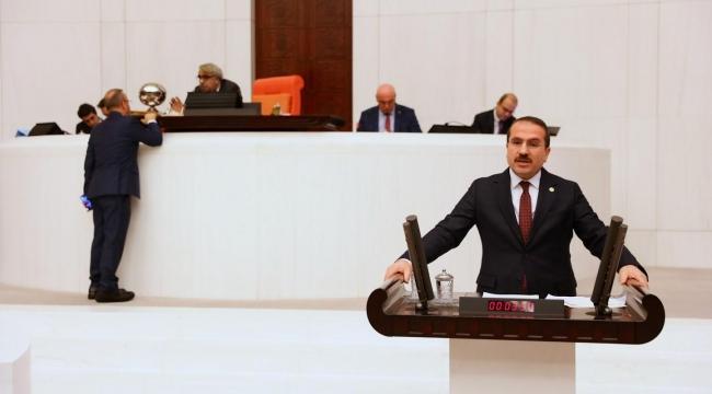 AK Partili Kırkpınar 2020 yılında çiftçiye 22 milyar destek verildiğini açıkladı