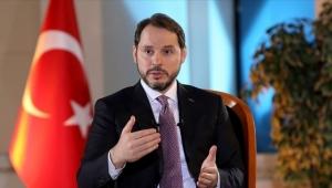 Bakan Albayrak: Türkiye'yi hedeflerine taşıyacak adımları hayata geçireceğiz