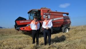 """Başkan Aksoy: """"Karakılçık buğdayımıza sahip çıkmaya devam edeceğiz"""""""