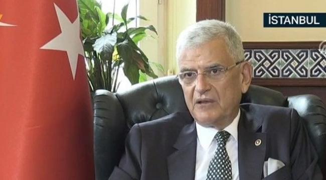 BM'nin 75. Genel Kurul Başkanlığı'na seçilen Volkan Bozkır'dan açıklama