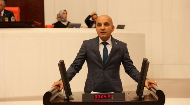 CHP'li Polat DEÜ çıkışı: Bu kadar çalıştığını bilseler engellerlerdi