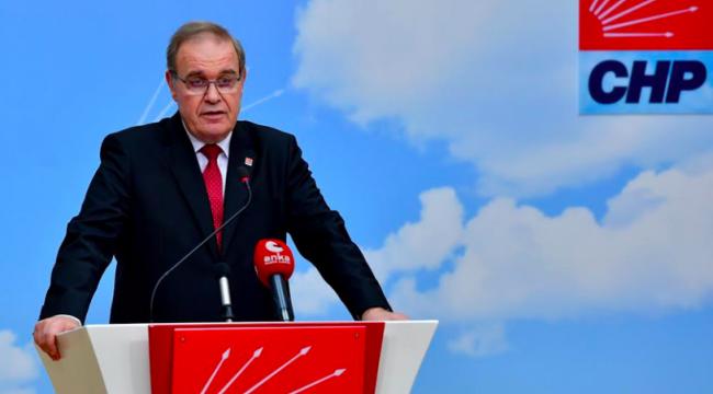 CHP Sözcüsü Faik Öztrak'tan AKP'ye 'Çiçek Abbas'lı Yanıt