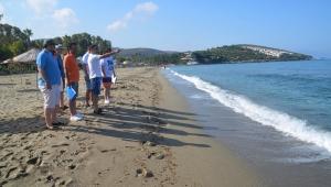 Kuşadası Belediyesi ve Aydın BŞB İşbirliği İle Kuşadası Plajları Avrupa Standartlarına Kavuşuyor