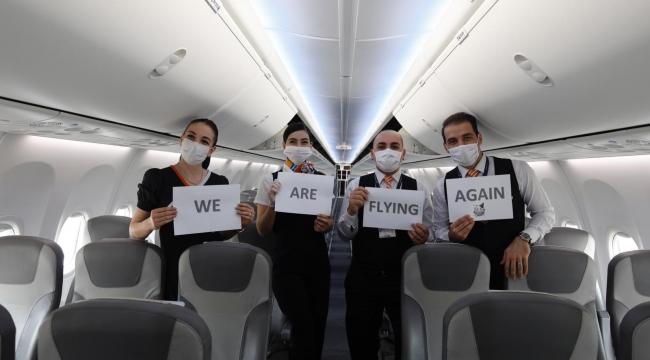 SunExpress, İzmir'den uçuş düzenleyen ilk havayolu oldu