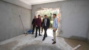 Taziyeevini Bayraklı Belediyesi tamamlayacak