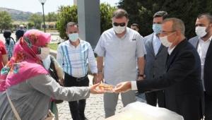 """AK Parti İzmir İl Başkanı Kerem Ali Sürekli; """"Ne mutlu ki bize nasip oldu"""""""