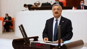 Ak Parti İzmir Milletvekili Nasır;