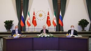 """""""Astana garantörleri olarak sergileyeceğimiz iş birliği Suriye'nin geleceğinde belirleyici olacaktır"""""""