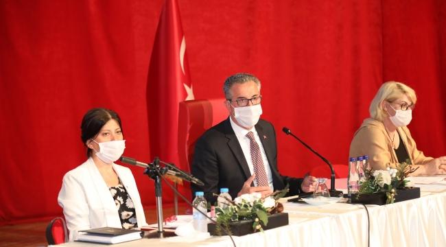 Başkan Arda, CHP'li meclis üyesine sert tepki gösterdi