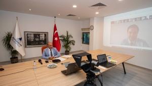 Başkan Soyer'den sosyal demokrat belediyecilik vurgusu