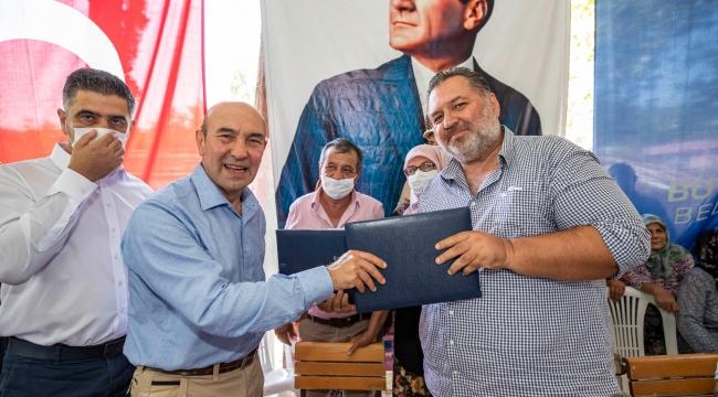 Başkan Soyer Menderes'ten üreticilere seslendi: