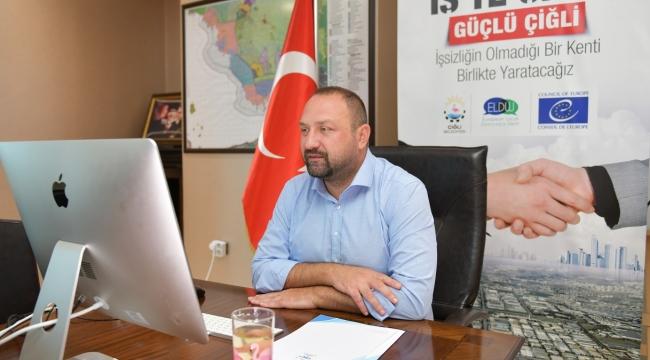 """Çiğli Belediyesi'nin Yeni İstihdam Projesi""""İş'te Çiğli"""""""