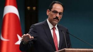 Cumhurbaşkanlığı Sözcüsü Kalın: Hutbede Atatürk'e dil uzatılması diye bir şey söz konusu değil