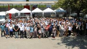 Efes Selçuk Belediye Ailesi Bayramlaştı