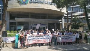 Gaziemir Belediyesi Memurların Direnişine Aldırış Etmiyor