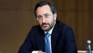 İletişim Başkanı Fahrettin Altun'dan sosyal medya düzenlemesiyle ilgili açıklama
