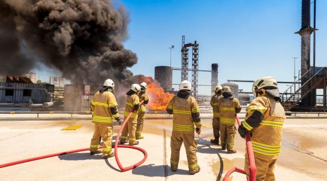 İzmir İtfaiyesi yangın raporunu açıkladı: Yangınların yüzde 42' si sigara izmaritinden