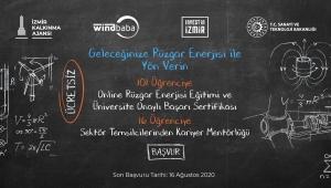 İzmir Kalkınma Ajansı'ndan İzmir Üniversitelerindeki Öğrencilere Ücretsiz Rüzgar Enerjisi Eğitimi
