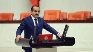 İzmir sorunları mecliste