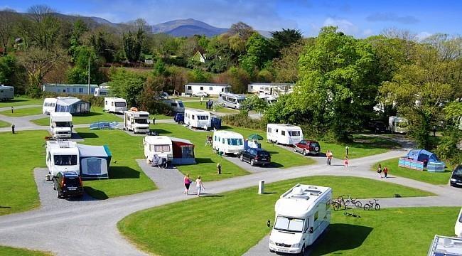 Kuşadası Kamp ve Karavan Turizmin Merkezi Olacak
