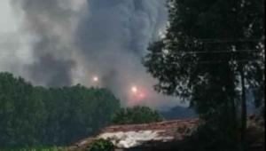 Sakarya'da havai fişek fabrikasında patlama 4 Can Kaybı 97 Yaralı