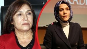 Selvi Kılıçdaroğlu, Esra Albayrak ile görüştü