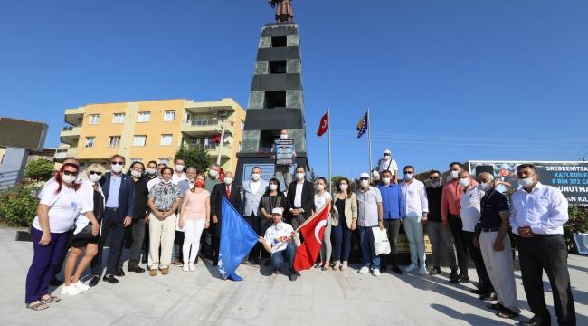 Srebrenitsa Soykırımı 25. Yıldönümünde Buca anıldı