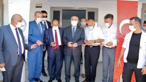 Vali Koşger Bayraklı'da Camii Açılışına Katıldı