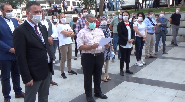 Başkan Fatma Çalkaya'ya Koronavirüs Cezası