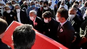 CHP'den Çatalca eski Belediye Başkanı Cem Kara'ya son görev
