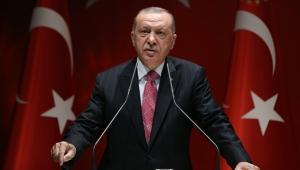 Cumhurbaşkanı Erdoğan: Kimsenin hakkında gözümüz yok, hiçbir ülkeye de hakkımızı yedirmeyiz