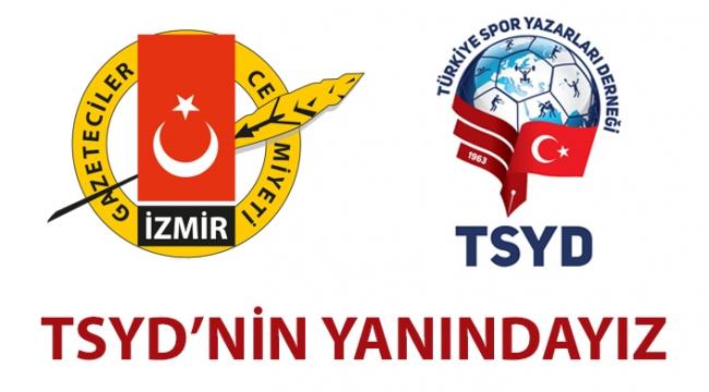 İGC; TSYD'nin Yanındayız